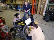 NPO法人海外に子ども用車椅子を送る会