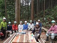 青梅林業研究グループ(NPO)