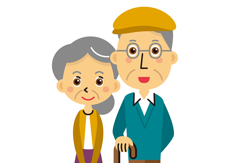 高齢者へのサポート – 社会福祉法人 福生市社会福祉協議会